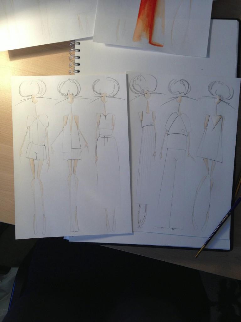 FAD design work