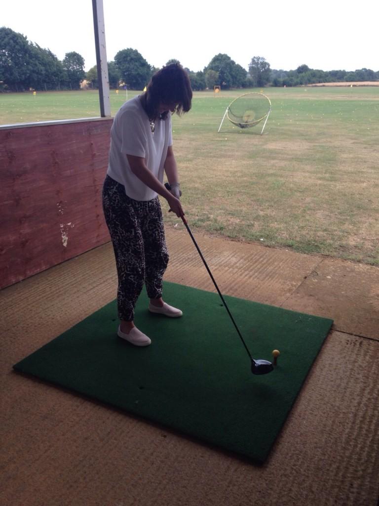Go Pro Golfer