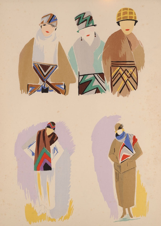 Delaunay Illustration